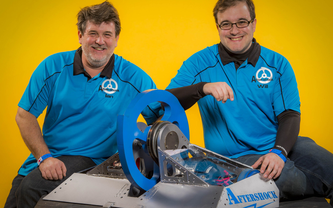 aftershock robot wars