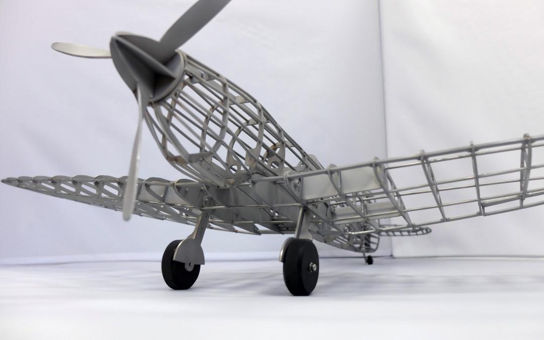 Reverse Engineered Replica Spitfire