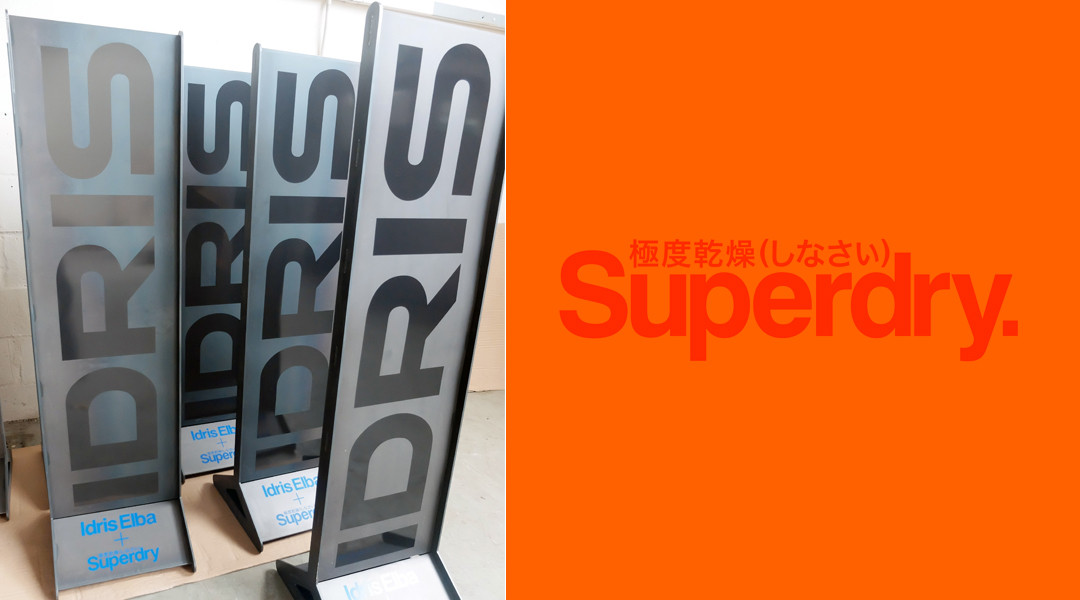 Emsea takes lead role in Superdry's POS