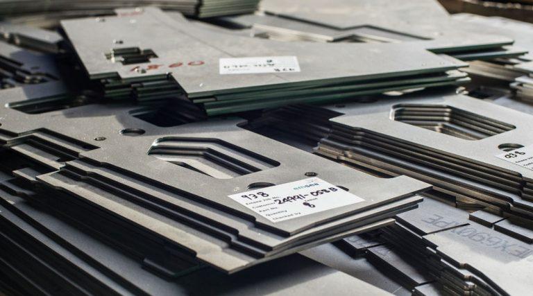 laser cut product