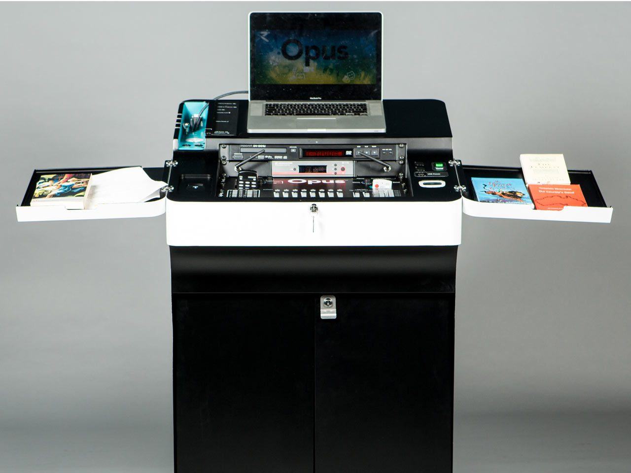 OpusSystem central console